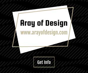https://www.arayofdesign.com